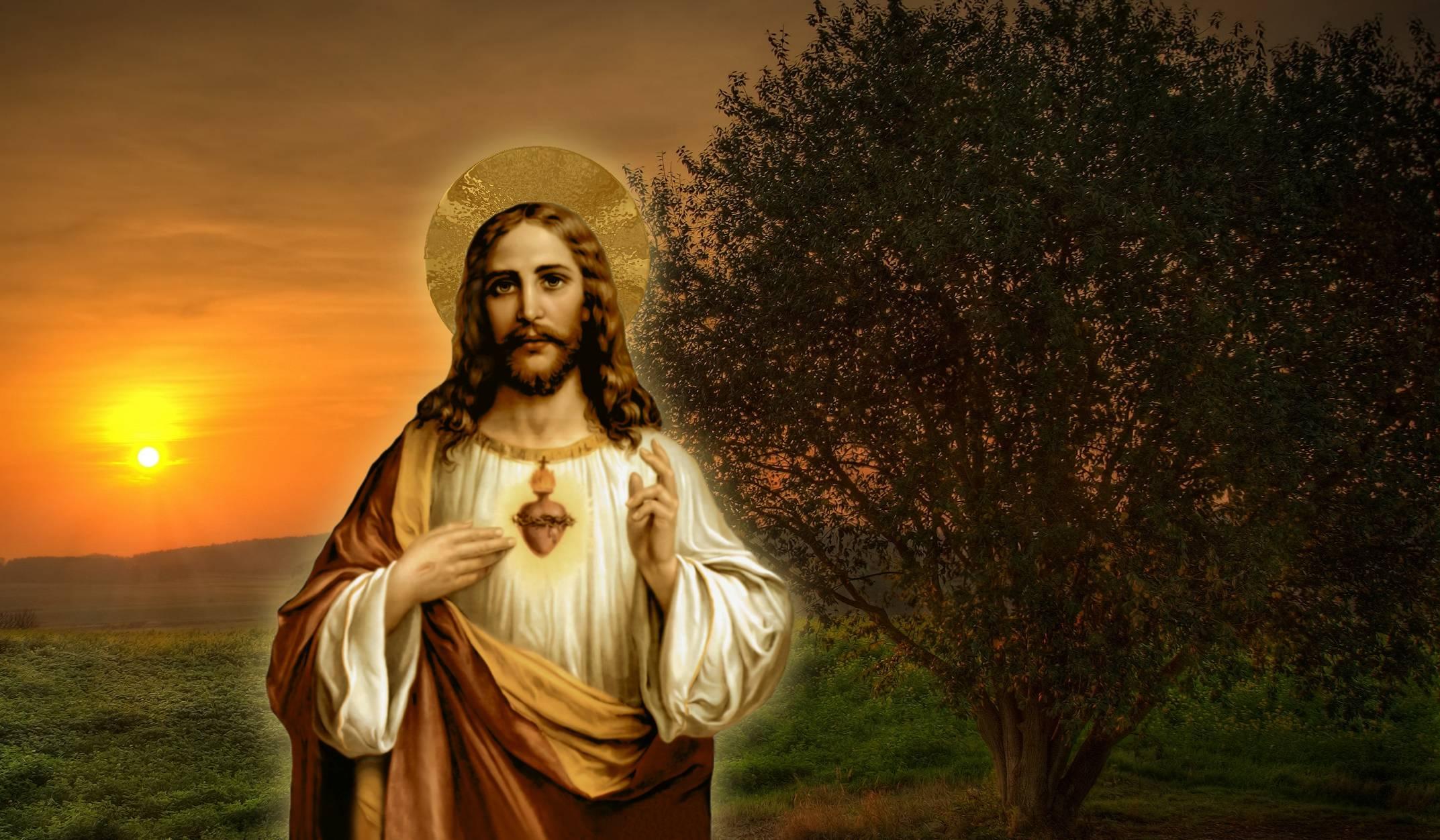 большая картинка иисуса христа все